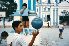 ALEX WEBB Tehuantepec, Mexico, 1985