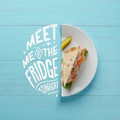 Lettering & Food, un excelente plato combinado servido desde Kansas City por el diseñador Thomas Price