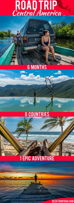 Overlanding Central America: 8 countries, 6 months, one incredible adventure