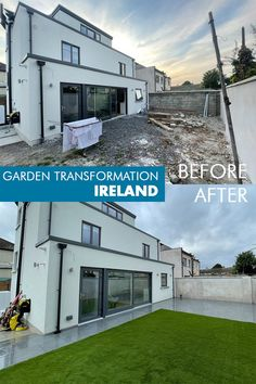Garden Transformation Ireland - Outdoor Tiles Dublin Paving Slabs Ireland Outdoor Decor with Patio Slabs in Ireland See how Luke turned out his garden with outdoor tiles and artificial grass. ☀ The great versatility of outdoor tile makes it the perfect material to transform any garden or outdoor space. So what do you think? 🌟 Garden Slabs, Garden Tiles, Patio Slabs, Patio Tiles, Outdoor Tiles, Outdoor Decor, Bbq Area, Color Tile, Outdoor Settings