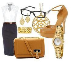Office wear....
