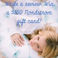 Write a review about your Bump Nest experience and be entered for a chance to win a $100 Nordstrom gift card! Details at www.bumpnest.com/blog.
