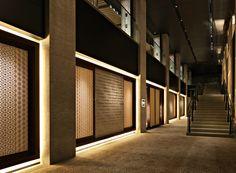 The Ritz-Carlton Kyoto Japanese Door, Japanese Modern, Japanese Interior, Japanese Style, Facade Lighting, Cove Lighting, Exterior Lighting, Hotel Hallway, Hotel Corridor
