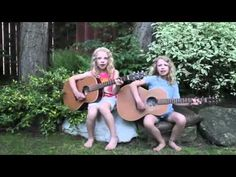 """Identical 10-Year-Old Twins Put Their Own Amazing Spin On """"Riptide"""""""