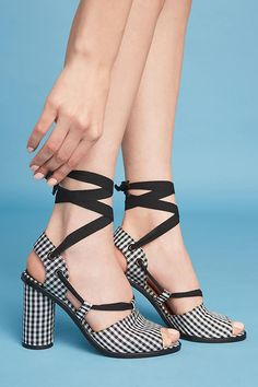 Slide View: 1: Magro Cardona Ave Block Heels