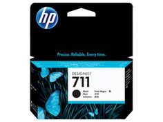 Mực in HP 711 38ml Black Ink Cartridge