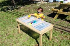 Weekend Project: Our New Water Table