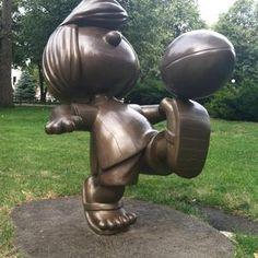 *Peppermint Patty* at *Landmark Plaza, St. Paul, Minnesota