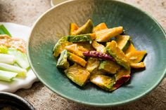 Sake-Steamed Kabocha Squash With White Miso Recipe - NYT Cooking