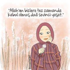 Hijab Cartoon, Allah Islam, Islamic Quotes, Beautiful Words, Happy Friday, Ramadan, Religion, Poetry, Language