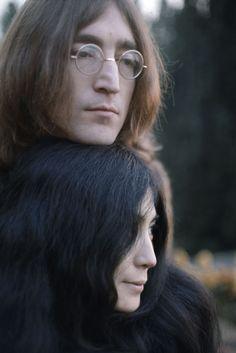 John Lennon & Yoko Ono, 1968