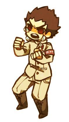 Danganronpa Memes, Danganronpa Characters, All Anime, Anime Art, Ishimaru Kiyotaka, Gundham Tanaka, Cartoon N, Danganronpa Trigger Happy Havoc, Best Games