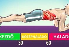 10 gyakorlat a hasi zsír égetéséhez futás nélkül Yoga Training, Natural Remedies, Health Fitness, Sports, Plank, Exercise, Bulletin Board, Sport, Health And Fitness