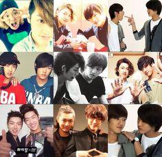 Cross Gene ♥ Takuya & Shin