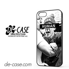 Justin Bieber Human DEAL-6053 Apple Phonecase Cover For Iphone 5 / Iphone 5S
