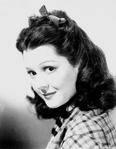Pretty Ann Rutherford