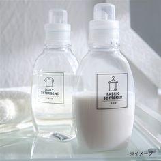 詰替ボトル (衣料洗剤・柔軟剤用) 600ml