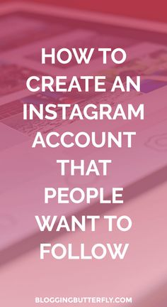 14 tips to help you create a better Instagram account that will attract with right kind of followers. Read this and find more blogging and social media marketing tips for beginners: https://bloggingbutterfly.com/want-more-instagram-followers/?utm_source=p