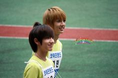 MINWOO AND JO YOUNGMIN