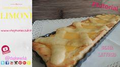 #Tutorial - Crostata alla crema di limoni | senza lattosio | BIMBY TM 31