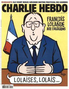 Charlie Hebdo - N° 1191 - Mercredi 20 Mai 2015 - Couverture de Coco
