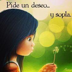 Pide un deseo... #pide #deseo #sopla #sueña #ilusion