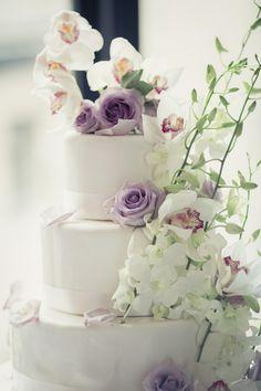 Shades of Lavender Summer Wedding Lavender Wedding Colors, Wedding Gowns, Wedding Cakes, Wedding Color Schemes, Wedding Inspiration, Wedding Ideas, Summer Wedding, Projects To Try, Shades