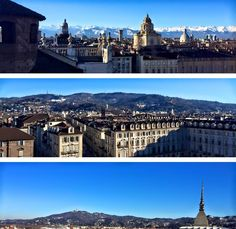 Panorama Torino Palazzo Madama