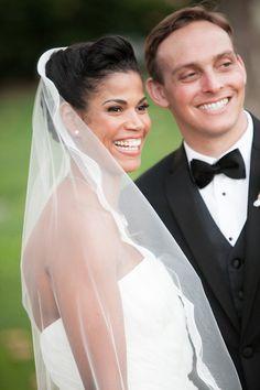 #veils  Photography: Picotte Weddings - picotteweddings.com Event Planning: Brooke Keegan Weddings and Events - brookekeegan.com Floral Design: Elegant by Design - elegant-by-design.com/  Read More: http://www.stylemepretty.com/2013/06/21/mission-viejo-wedding-from-brooke-keegan-weddings-and-events/