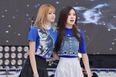 Rosé and Lisa