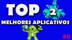 TOP 2 MELHORES APLICATIVOS PARA ANDROID #6 !!!!!