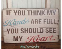 Wooden Sign Sweet tea Quotes Southern Rustic by itsoveryonder