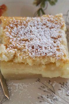 "Magic Cake | ""Loved it! It is a unique custard and cake combination."" #cakerecipes #bakingrecipes #dessertrecipes #cakes #cakeideas"