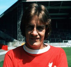 Sport Football Anfield England July 1975 Liverpool FC Photocall Colin Irwin of Liverpool Liverpool Legends, Liverpool Football Club, Liverpool Fc, Sport Football, Football Players, The Beatles, England, July 31, Sports
