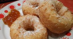 Bagel, Doughnut, Cake Recipes, Muffin, Goodies, Food And Drink, Food And Drinks, Sweet Like Candy, Easy Cake Recipes