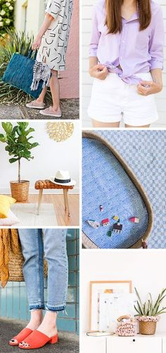 6 Weekend DIYs to Try | Paper and Stitch | Bloglovin'