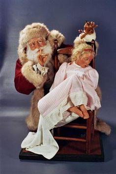 SHH! Santa by Mark A. Dennis