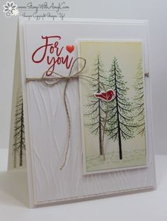 Splitcoaststampers FOOGallery - Thoughtful Branches For You