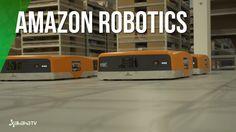 Amazon Robotics y su almacén robótico #Lanzamientos