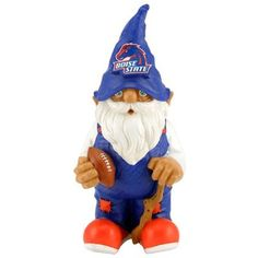 Boise State Broncos Football Garden Gnome @Fanatics ® ® #fanaticswishlist