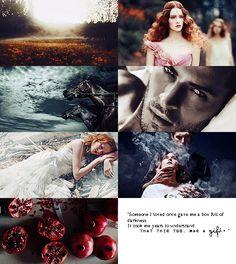 "firelemonade: Hades and Persephone (Greek Mitology) ""Someone I..."