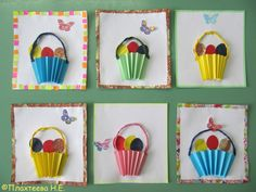 Творческие работы детей и взрослых к празднику «Светлое Христово Воскресение-Пасха» - Для воспитателей детских садов - Маам.ру
