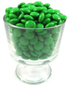 Green M&M's® - Chocolates & Sweets - Nuts.com