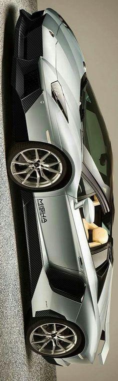 Lamborghini Aventador Roadster Misha Design by Levon
