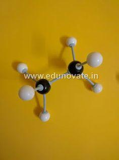 Edunovate: Organic and  Inorganic Molecular Models