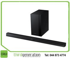 The all powerful JVC Sound bars features four 3.5-inch subwoofers and two 1-inch tweeter to deliver deep lows and rich highs. Now available from CAW Third Generation. #lifestyle #entertainment #JVC #3rdgen