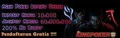 Agen Poker Online - Kingpoker99 Agen Poker Online Terpercaya yang membuka Pendaftaran Judi Poker 10rb dan minimal withdraw sebesar 30rb sudah mendapatkan bonus