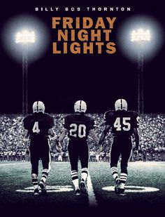 Rent Friday Night Lights starring Billy Bob Thornton and Lucas Black on DVD  and Blu-ray. Get unlimited DVD Movies   TV Shows delivered to your door  with no ... f667e6c36