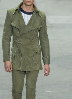 monsieurcouture:  Chanel S/S 2015 Menswear Paris Fashion Week