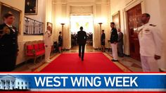 "West Wing Week: 06/05/15 or, ""Two Rules"""